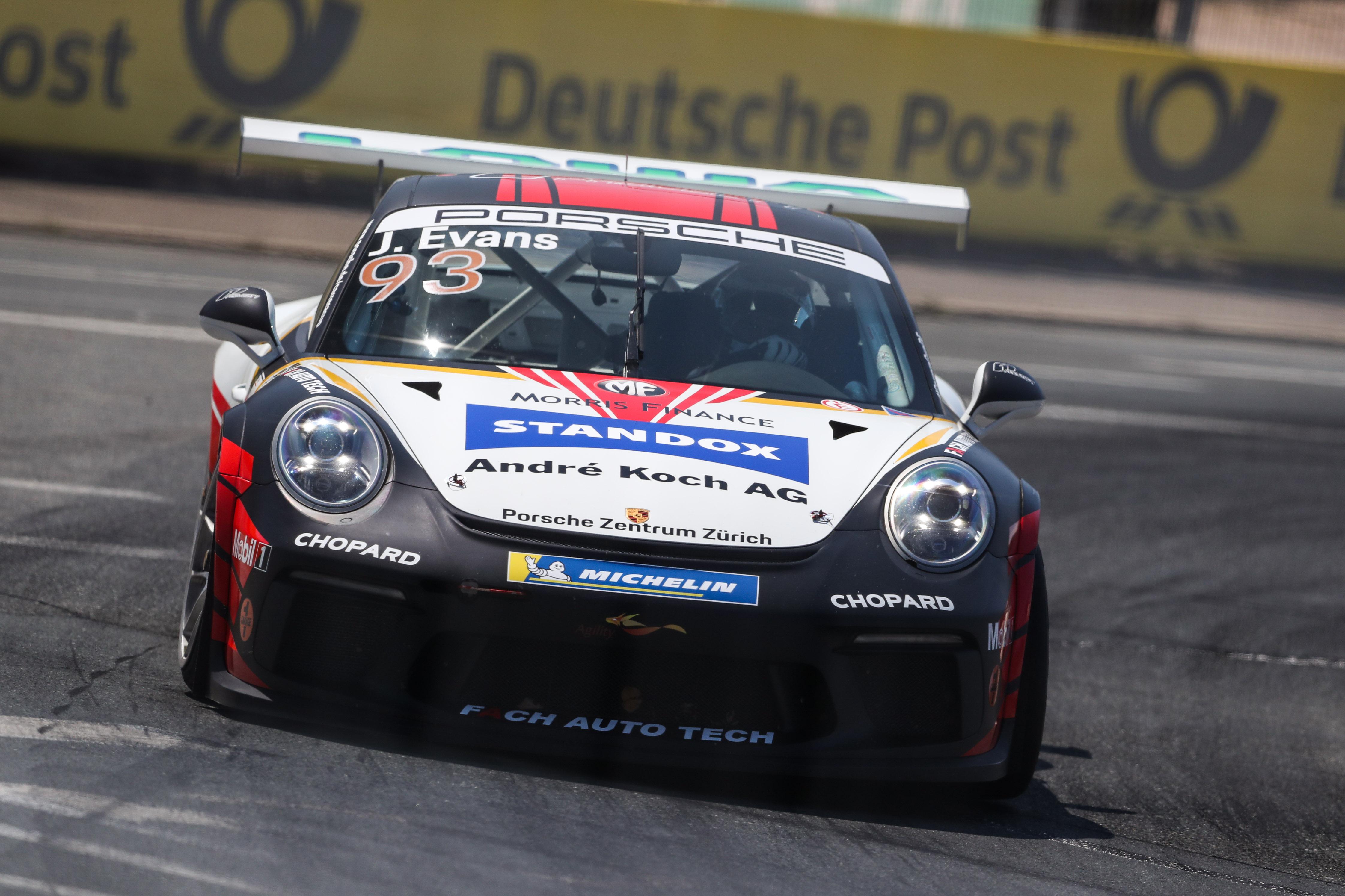 Porsche Carrera Cup Deutschland, 7. + 8. Lauf Norisring 2019 - Foto: Gruppe C Photography; #93 Porsche 911 GT3 Cup, Team Project 1 - JBR: Jaxon Evans