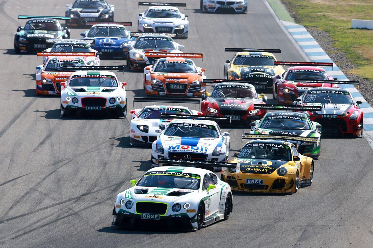 Motorsports / ADAC GT Masters, 8. Lauf 2015, Hockenheim, GER