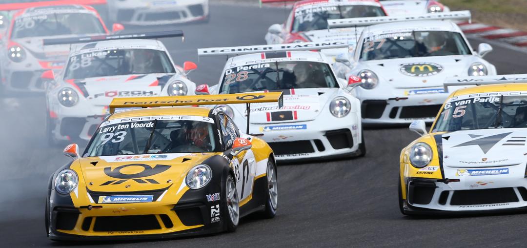 TV im Porsche Carrera Cup Deutschland
