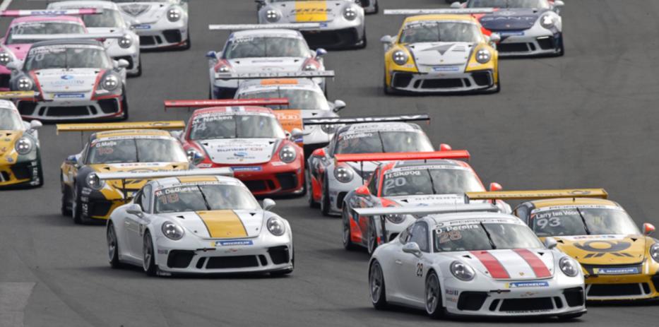 Porsche Carrera Cup Deutschland: Volles Haus