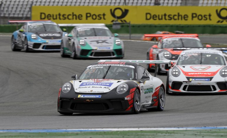 Porsche Carrera Cup: Auf Anhieb aufs Podest