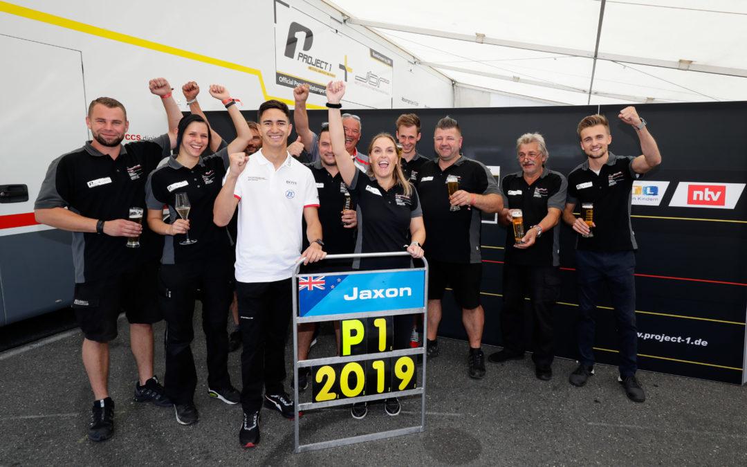 Rennen Hockenheim: Rookie – Champion 2019 !!!